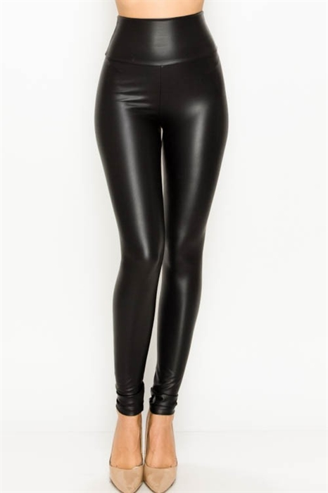 Picture of Best Fit Faux Leather Leggings