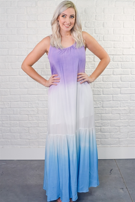 Picture of Kinsley Dip Dye Maxi